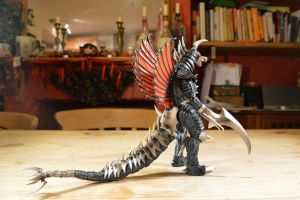 S.H Monsterarts Gigan (7/?) by GIGAN05