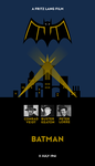 Alternate History 1941 Batman movie by Fritz Lang by YamaLama1986