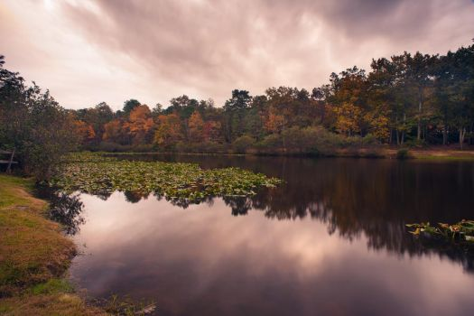 Fort Dix Lake by 7perfect7