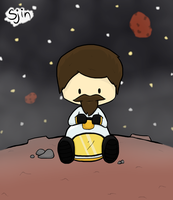 YOGSCAST Sjin by CrystalBluePuppy