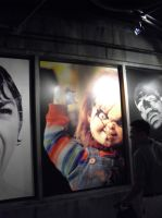 Chucky Frame in House of Horrors by sonicshadowlover13