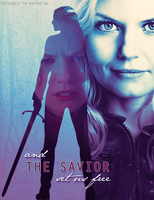 The Savior by lillullabyblue