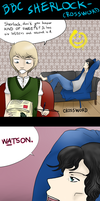 BBC Sherlock - Crossword by Dyamirity
