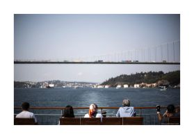 Bosphorus Tour by lightdrafter