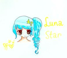 Luna Star by Balloons-In-The-Sky