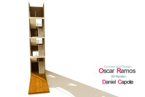 ORR designs:stairs by Monoxidepr
