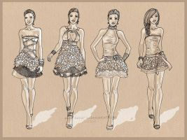 Fashion - ready to party by Tania-S