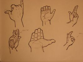 Hand Practice by Escopeto