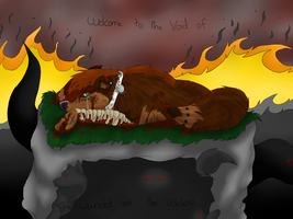 Welcome to the Void of the Wounded and the Useless by sneakysniper11