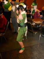 Toph by basslinekagamine