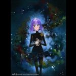 Hotaru Tomoe - recreation of the universe by zelldinchit