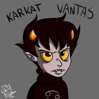 .:Karkat Vantas:. by WhiteBAG