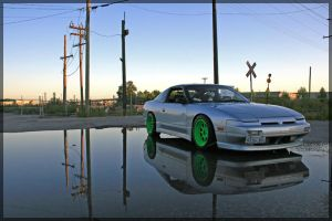 240sx Reflection 2 by shiftdrift