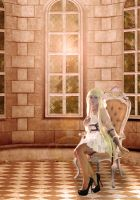Chobits - Elda by BerryIceCreamAngel