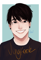 Jungkook by Uxia15