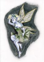 TinkerBell poisen by My-Anne