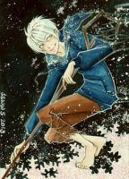 KAKAO697 Rise of the Guardians : Jack Frost by Tiara-C