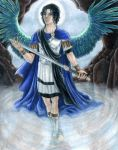 Archangel Series-Michael by AngelaSasser