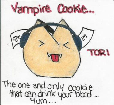 Vampire Cookie 2 by cRaZy-FoRtUnE-cOoKiE
