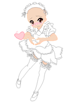 Love Me? Maid base by khl1