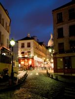 Montmarte, Paris by gregpuck