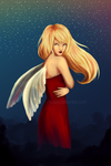 Practice // Strong wings - Warm heart by Thavia