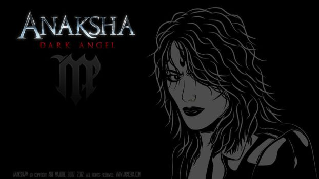 Dark Angel Promotional Wallpaper by arif-rocks