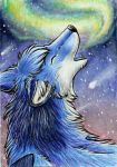 Howl to the Cosmos by SilentRavyn