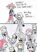 KH: Doodle by mickeythebluemagic