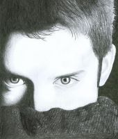 Elijah Wood by shdwdancr