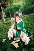 Syaoran Li_Card Captors Sakura by AMPLE-COSPLAY