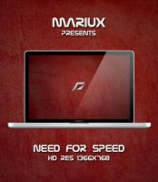 Need For Speed by MariuxV