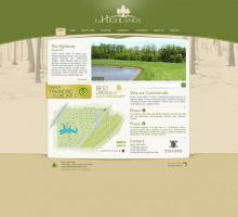 Highlands Ellisville Website by HappyCatfishWeb
