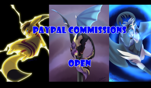 Paypal Commissions by Sianna-Cyberhound
