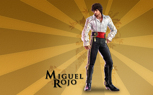 Tekken 6 Miguel Wallpaper by mayahabee