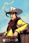 Lucky Luke by LordMishkin