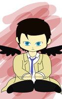 Baby cas by supernaturalboy
