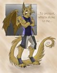 Protecting by GothWolf-Lucifur