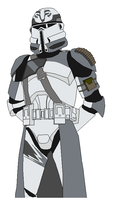 Wolfpack airborne trooper. by Sonny007