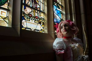 Living on a Prayer - Madoka Magica by Senra-Eclipse