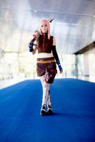 Lightning cosplay ! by ZombieQueenAlly