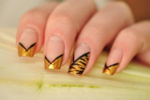Nail Art  7 by VickiH