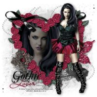Gothic Lover by biene239