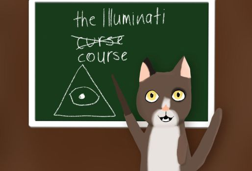 WHISPERFLAME IS ILLUMINATI CONFIRMED by moon-coyote