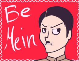 Be Mein by PrussianWaffles