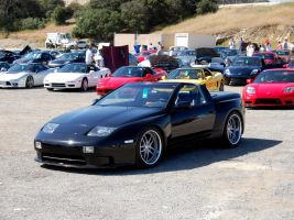 awesome Nissan 300ZX Spyder by Partywave