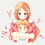 Mommy HUG by Quiss