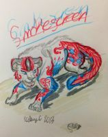 TFP cats 5 out of 8 Smokescreen by WingedWolfAlari