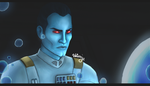 Grand Admiral Thrawn by MadnessInMeadow