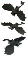 Toothless magnet by chaoka